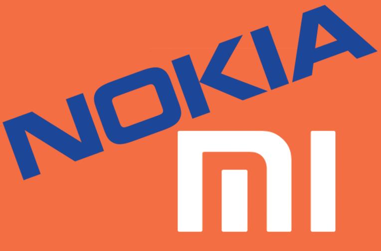 spolecnost Nokia Xiaomi