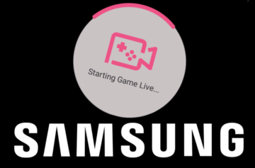 Samsung Game Live umožňuje streamování na Facebook a další služby
