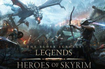 TES: Legends – Heroes of Skyrim konečně přichází i na telefony
