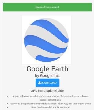 APK Downloader-stazeni apk souboru