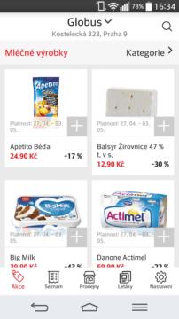 slevy aplikací AkcniCeny.cz