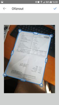 Adobe skenovani