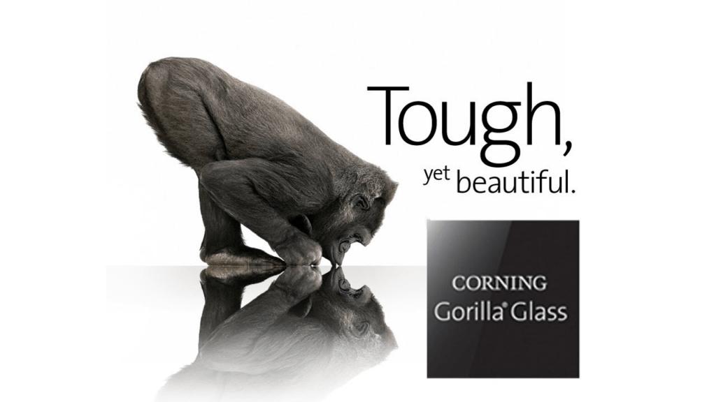 Corning Gorilla Glass 5 - zvýšená ochrana skla před rozbitím