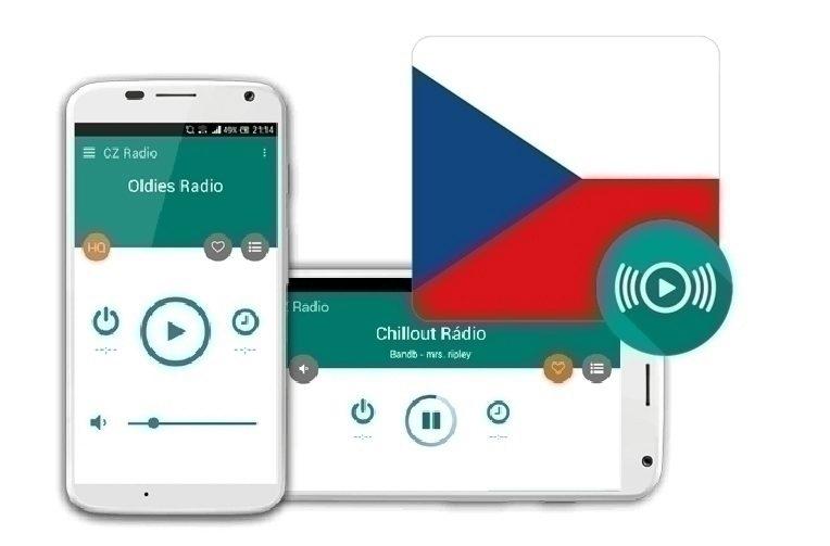 CZ Radio Android aplikace