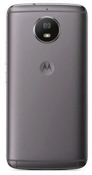 Moto G5S zadní strana
