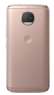 Moto G5s Plus zadni strana