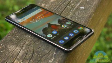 Nokia 6 levny telefon s Androidem