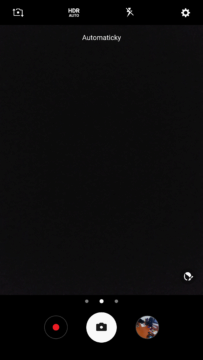 Samsung Galaxy Note7 – system Android, aplikace fotoaparatu 2