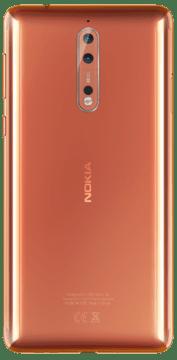 Telefon Nokia 8 carl zeiss fotoaparat