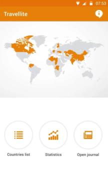 aplikace Travellite