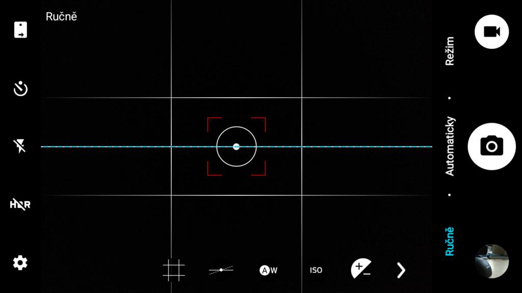 Vodafone Smart Ultra 7 fotoapp