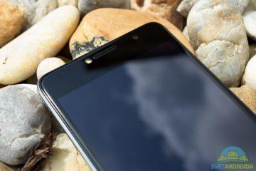 Vodafone Smart Ultra 7 přední strana 2