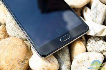 Vodafone Smart Ultra 7 tlačítka