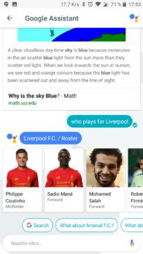 sluzba google allo na webu