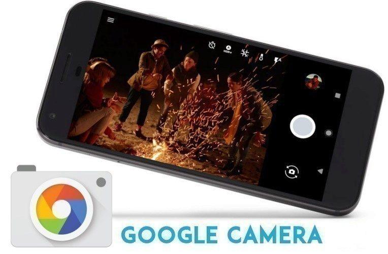 aplikace google camera