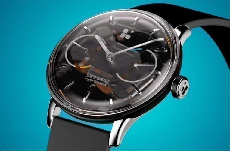 chytre hodinky Sequent Watch