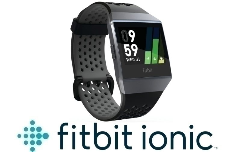 chytre hodinky fitbit ionic