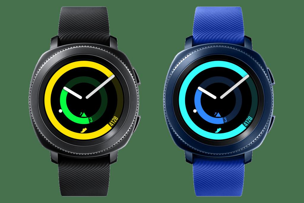 chytre hodinky samsung gear sport