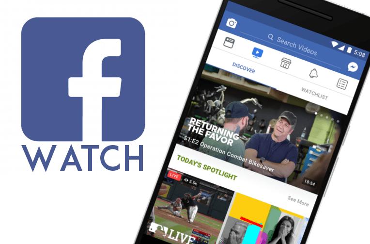 facebook watch video platforma