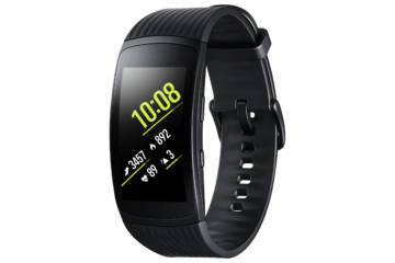 fitness naramek Samsung Gear fit2 pro