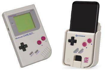 Hyperkin's SmartBoy promění telefon v Game Boy