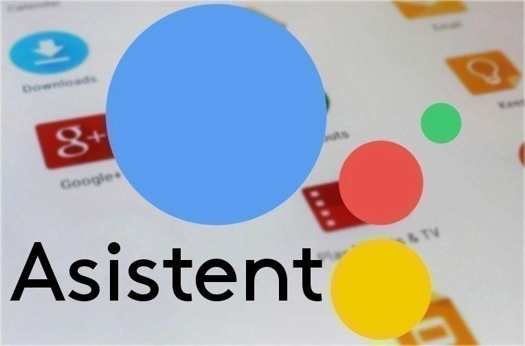 google asistent aplikace android integrace