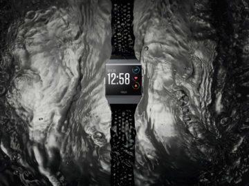 hodinky fitbit ionic
