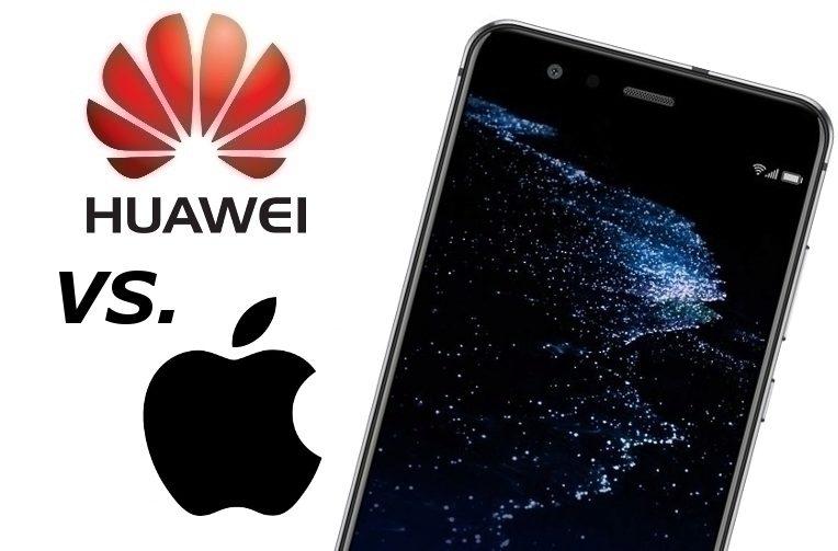 Huawei porazil Apple o zhruba 50 tisíc prodaných přístrojů.