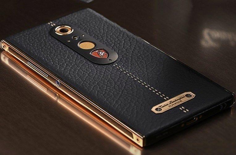luxusni telefon lamborghini alpha-one