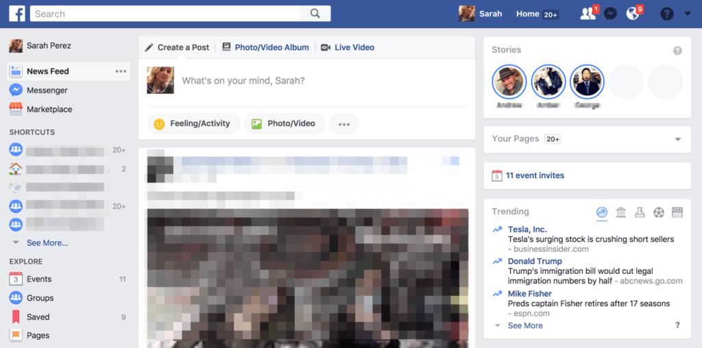 muj den facebook