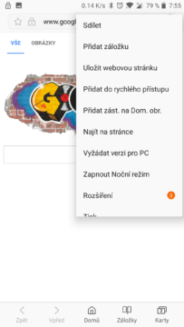 prohlizec samsung internet seznam karet