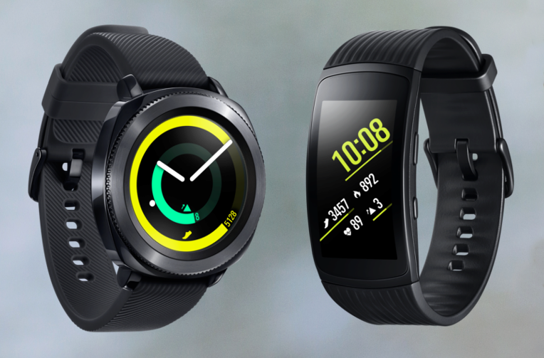 samsung gear sport weareables