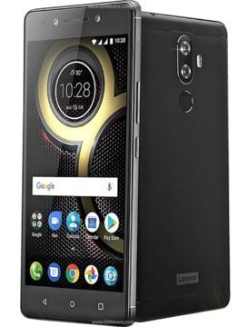 smartphone-lenovo-k8-note-front