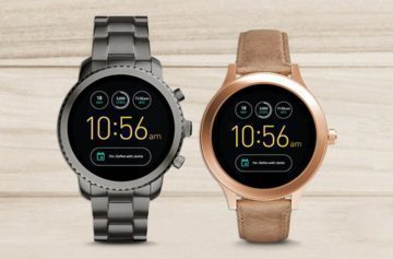 Společnost Fossil představila nové hodinky s Android Wear 2.0 b9c511fe00
