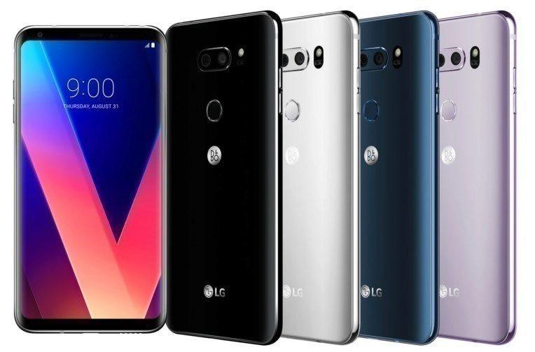 telefon LG V30