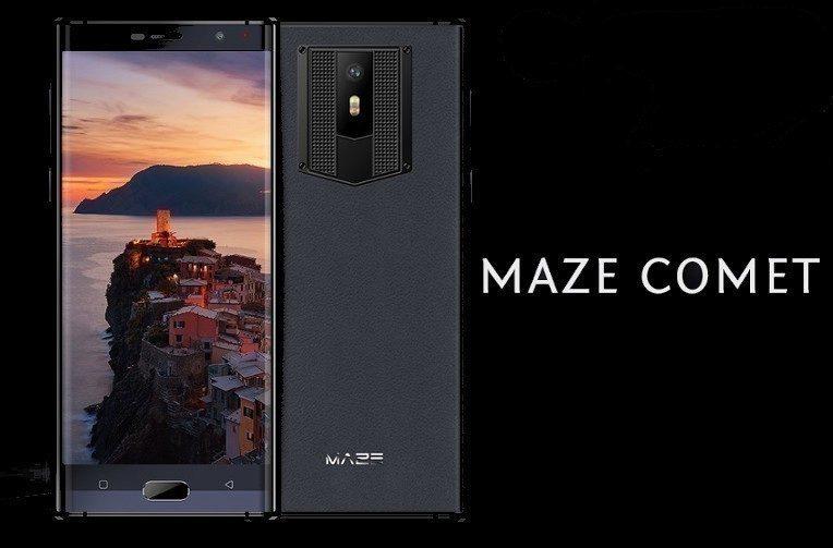 telefon maze comet