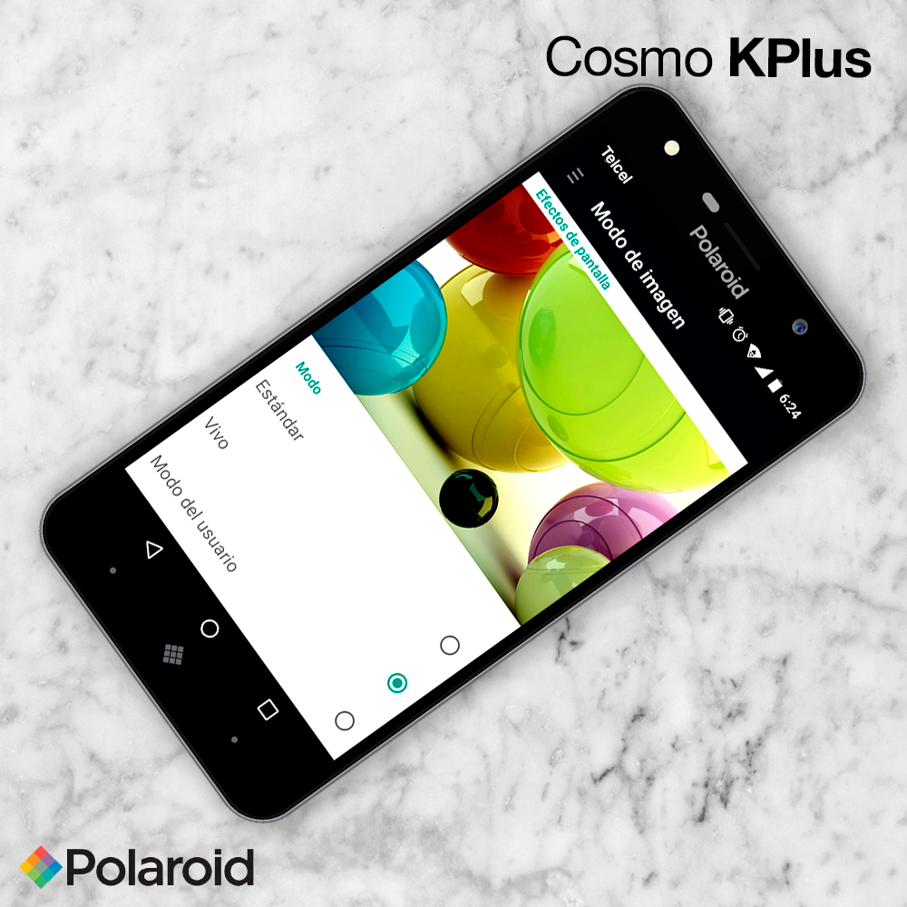 telefon polaroid cosmo K plus