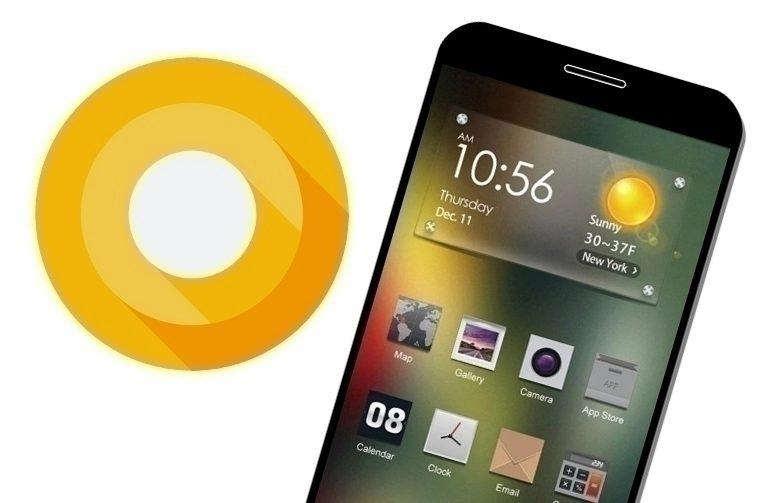 Témata na Androidu 8.0 půjdou již brzy měnit.