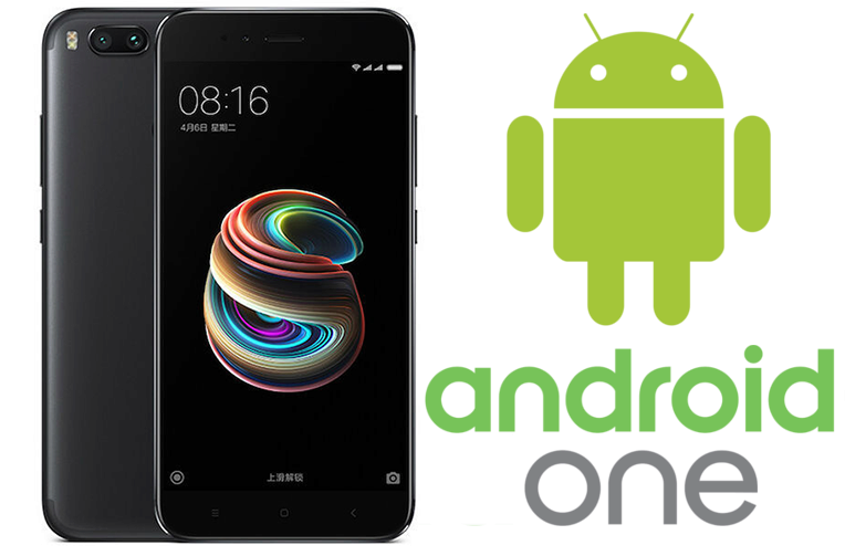 xiaomi s cistym androidem mi 5x android one