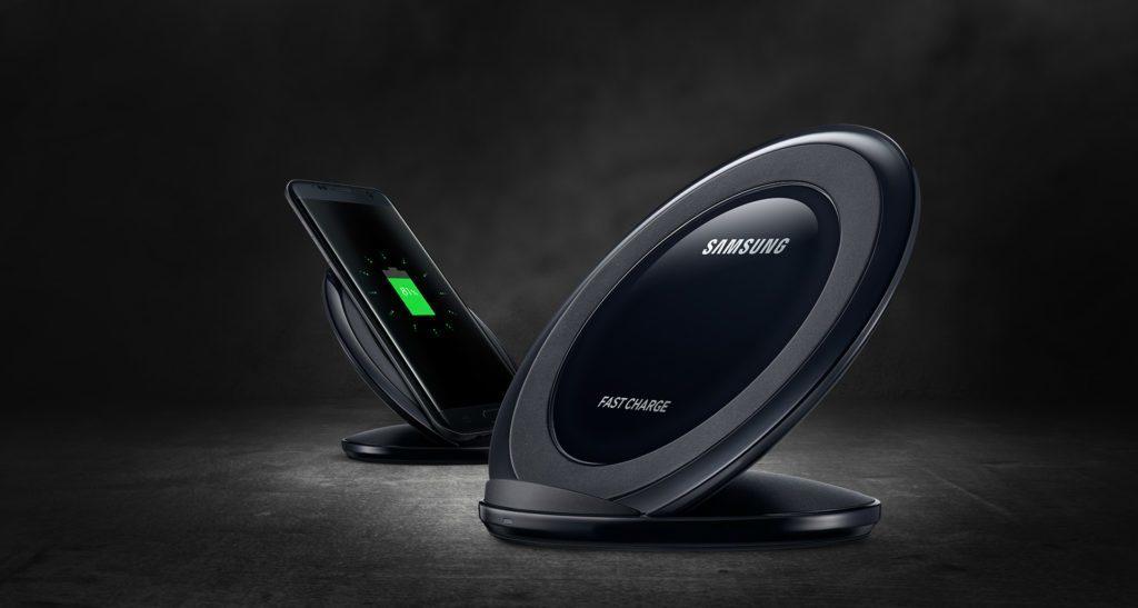 Bezdrátové nabíjení podporují například vybrané modely Samsungu