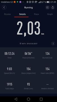 Chytré hodinky Xiaomi Huami Amazfit  O výhře rozhodne až čas (recenze) 66348ef105