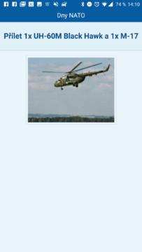 Detailnější obrázek vrtulníku