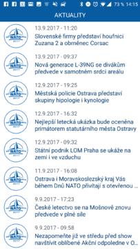 Dny NATO - aktuality