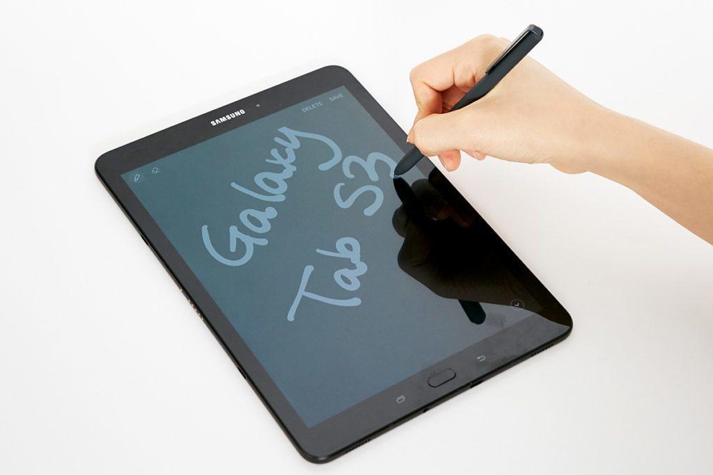 Galaxy Tab S3 baleni