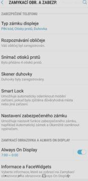 Samsung Galaxy Note 8 zabezpeceni