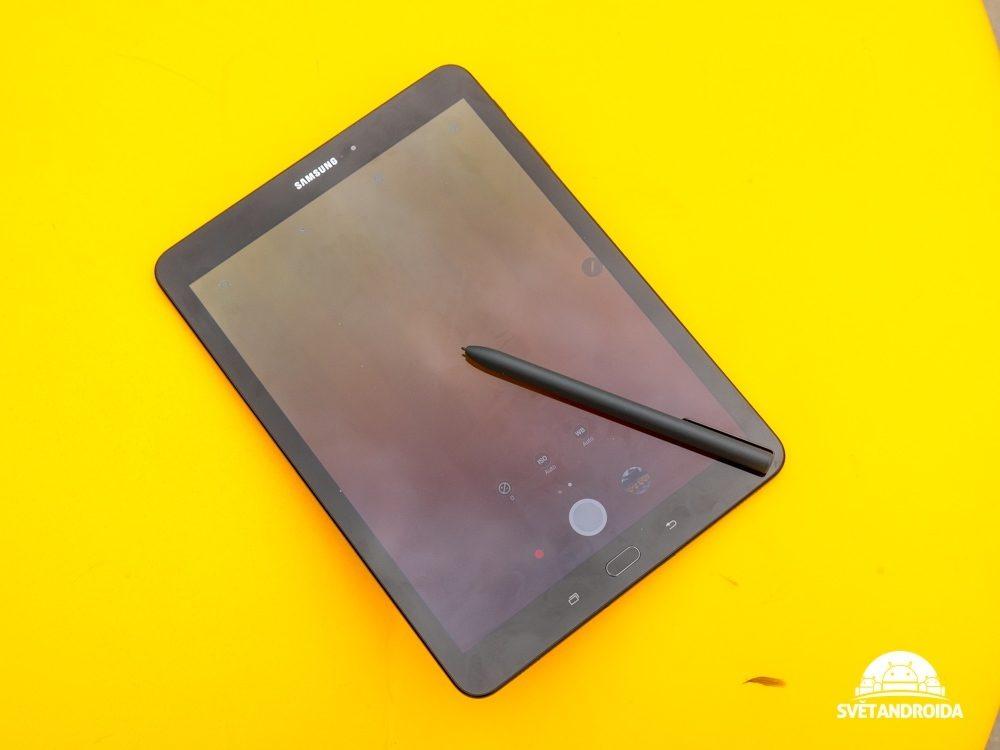 Samsung tablet predni strana