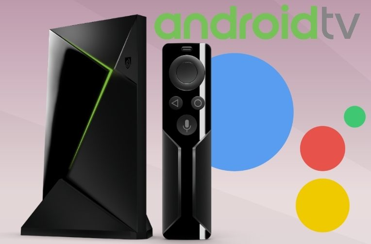 android tv nvidia shield tv asistent google