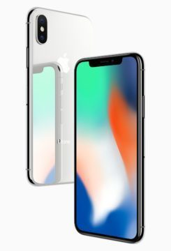 apple iphone x cena