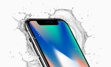 apple iphone x parametry