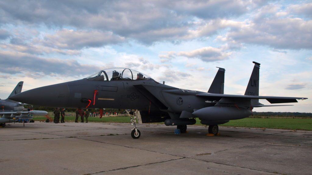 Dny NATO 2017 představí leteckou i pozemní techniku